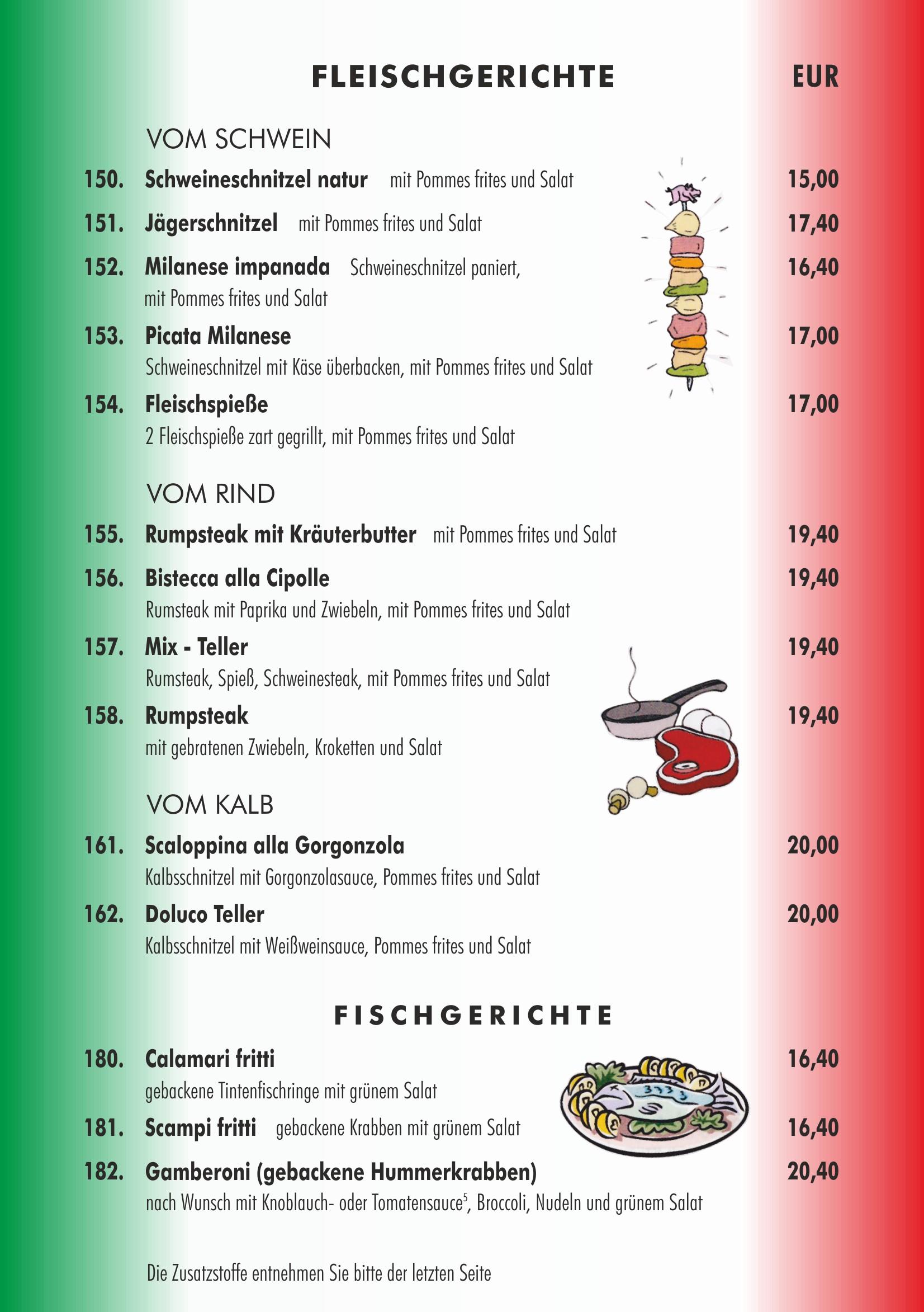 Pizza Milano Landau
